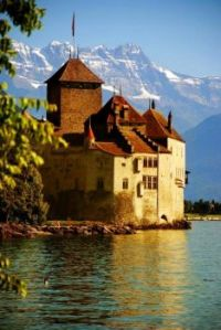 The Popular Chillon Castle