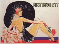 Themes Vintage illustrations/Pictures - Lady with Big Hat