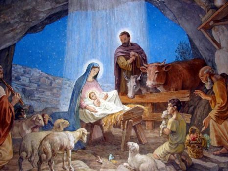 For Unto You Is Born This Day, A Savior