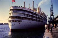 Iberia's last visit to Melbourne 18th March 1972