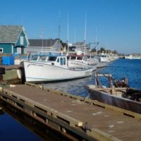 PEI Fishing Boats