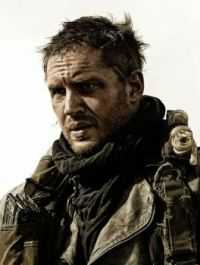 Tom Hardy gets his scruff on
