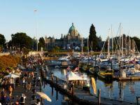 Legislature Victoria BC Canada