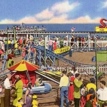 Casino Amusement Center and Fishing Pier - Seaside Heights NJ