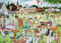 Best of British #13 The Cricket Match by Geoff Tristram