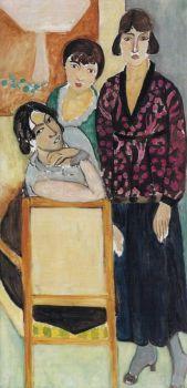 The Three Sisters - Henri Matisse