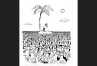 Quino could say a lot, without using a word