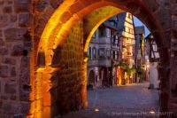 Riquewihr in Alsace, France
