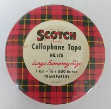 Scotch Tape Container