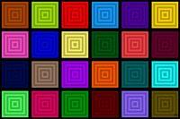 Lotsa Squares!! ~ XL