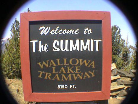 Wallowa Lake Summit