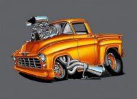 Custom Chevy pick-up_01