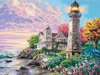 Seaside Lighthouse