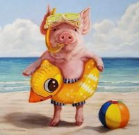 Baked Ham Humor 9/30