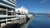 Canada Place, Vancouver BC daytime