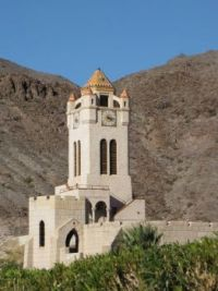 Death Valley 4--one more of Scotty's Castle