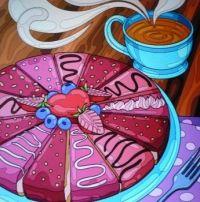 Cheesecake please  . . . . .