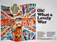 OH! WHAT A LOVELY WAR - 1970 POSTER  JOHN MILLS, LAURENCE OLIVIER, MAGGIE SMITH,etc.