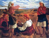 Zinada Serebriakova -  Women at Work
