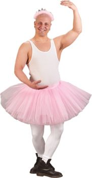 Graceful Torris at Ballet Class