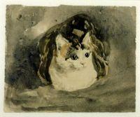 Gwen John Cat c. 1904