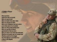 A Soldiers's Prayer