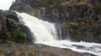 Water Falls at Flatrock, Newfoundland