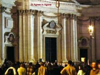 St Agnes in Agone, Rome.