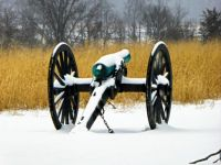 Bull Run cannon