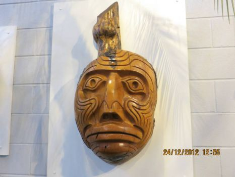 Wood Carving # 2