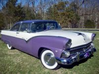 1955 Ford Crown Victoria!   Bandit