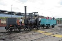 Puffing Billy at Tyseley