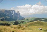 Sella Ronda. Dolomites.