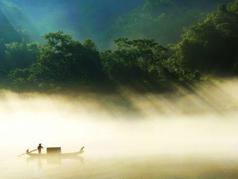 The Countryside of Hunan