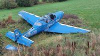 plane crash site ?!