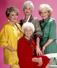 Golden Girls (Thanks For Being A Friend)