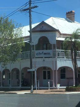 The Pink Club Hotel, Jandowae Qld