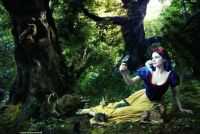 Rachel Weiss as Snow White