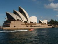 Sydney Opera Jan. 2010