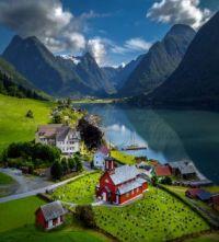 Norway (by Michal Kubik)