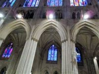 Inside Washington National Cathedral