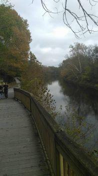 Nashville walkway