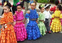 Santa Barbara Fiesta Parade