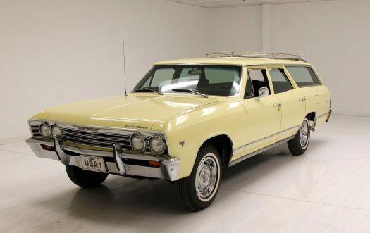 1967 Malibu Wagon