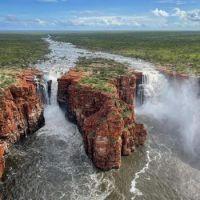 Waterfalls Kimberleys.