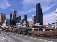 Seattle from Alaskan Way