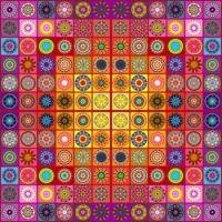 Printed Fabrics #8  (medium)