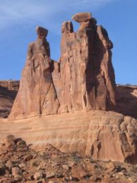 The Gossips--Arches NP