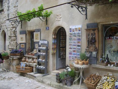 Shop-Venasquez, France