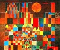 Castle and sun - Paul Klee